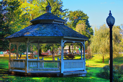 Grace Lord Park Gazebo, Boonton