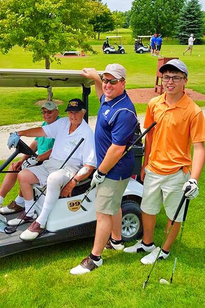 Booster Golf 2015