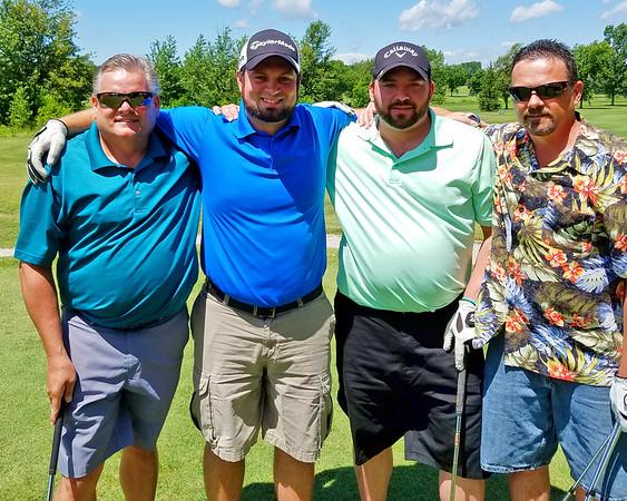 Booster Golf 2016