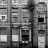Doorcase, GT Hawkins shoe factory, Overstone Road, Northampton
