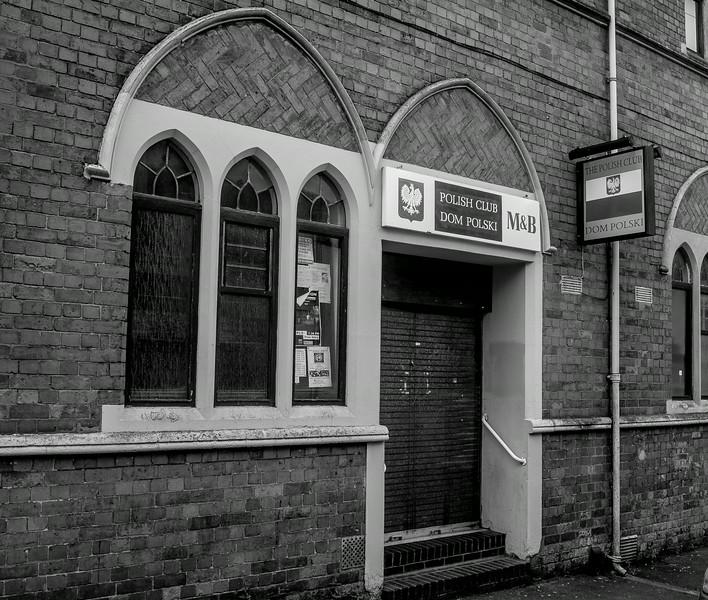 Social Club, Church of Saints Stanislaus and Lawrence, Duke Street, Northampton