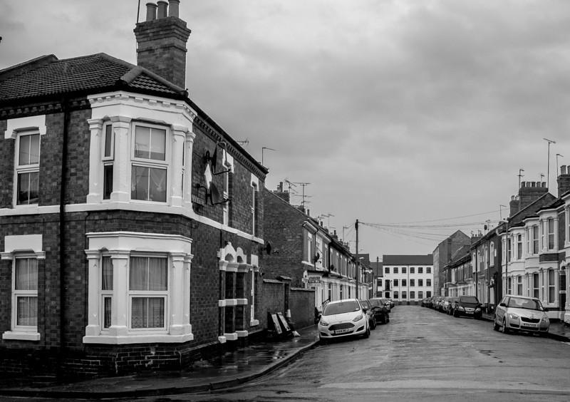 Burns Street, Northampton