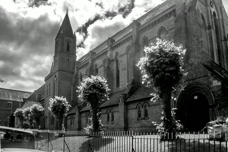 Church of Saints Stanislaus and Lawrence, Duke Street, Northampton