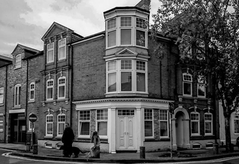 Former shop, Gray Street, Northampton