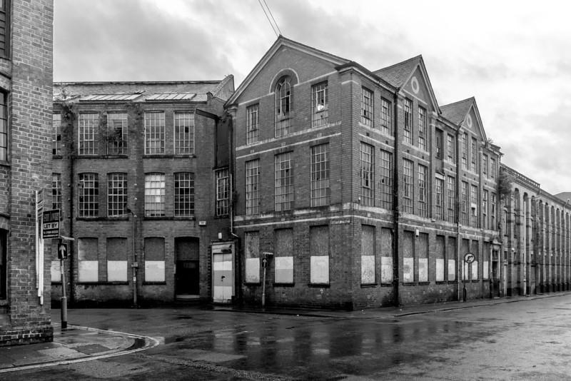 Hawkins shoe factory, Overstone Road, Northampton