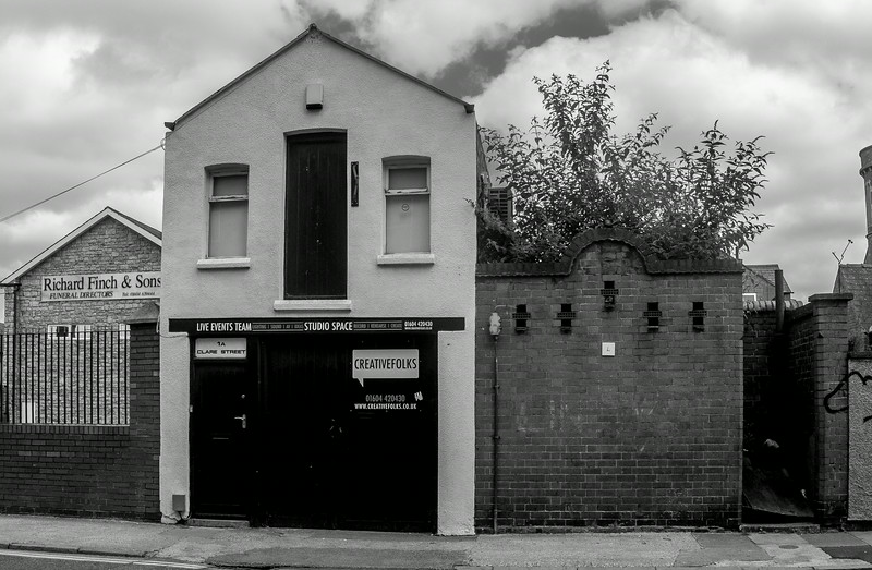 Workshop, Clare Street, Northampton
