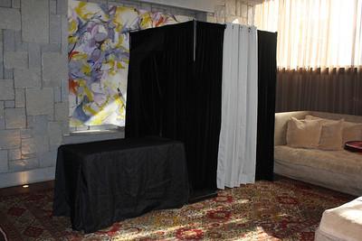 Hotel Indigo - outside the Rialto Room