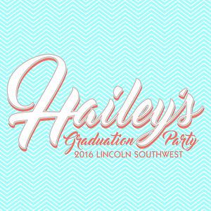 160521 Hailey's Grad Party