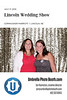 Umbrella Photo Booth at the Lincoln Wedding Show, Cornhusker Marriott.