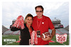 Umbrella Photo Booth at the Nebraska Champions Club celebrating the 350 consecutive sell out at Memorial Stadium. Nebraska Alumni Association, University of Nebraska.