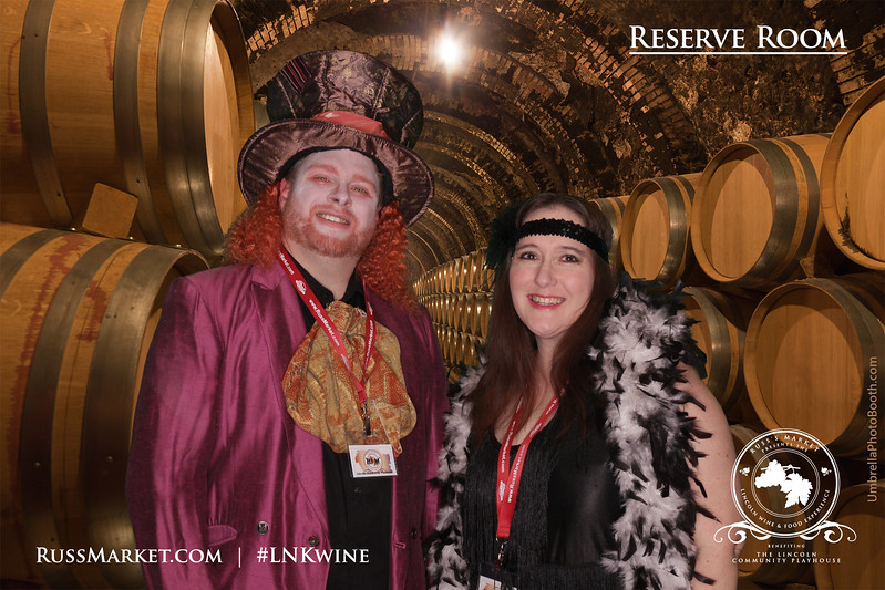 2017 Lincoln Food and Wine Experience, hosted by Russ's Market support the Lincoln Community Playhouse.