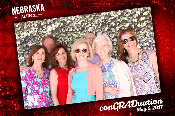 University of Nebraska 2017 Commencement. Nebraska Alumni Association.