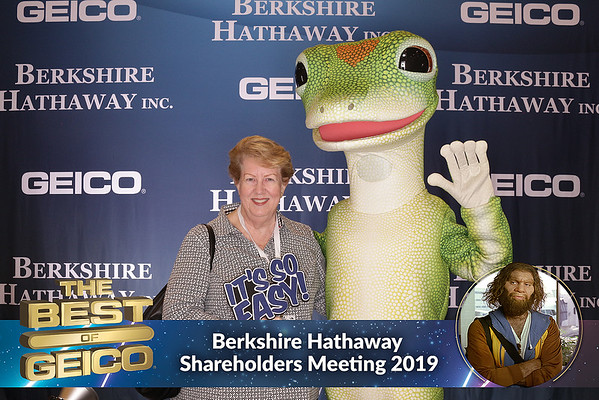 @GEICO #BRK2019, Berkshire Hathaway Shareholders Meeting, May 3, 2019