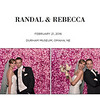 Umbrella Photo Booth standard special event design tempalates.
