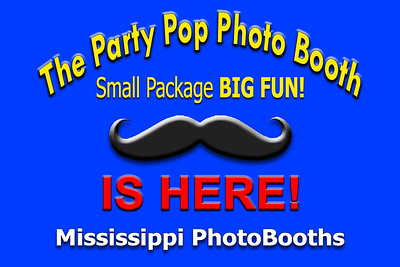 Party Pop Photo Booth
