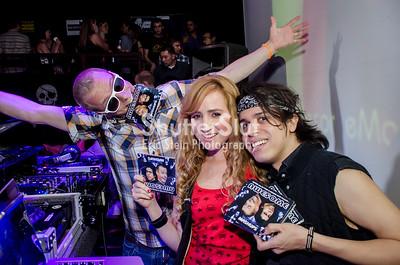 Bootie - 1 June 2013: Entyme CD release party
