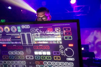 Bootie - 13 July 2013: DJ Tripp's Big-Ass Touchscreen
