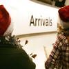 CHRISTMAS EXODUS GETS UNDERWAY AT HEATHROW HEATHROW READIES FOR RECORD CHRISTMAS