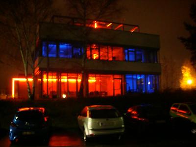 Neon office