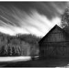 Winter Sky: Yin and Yang