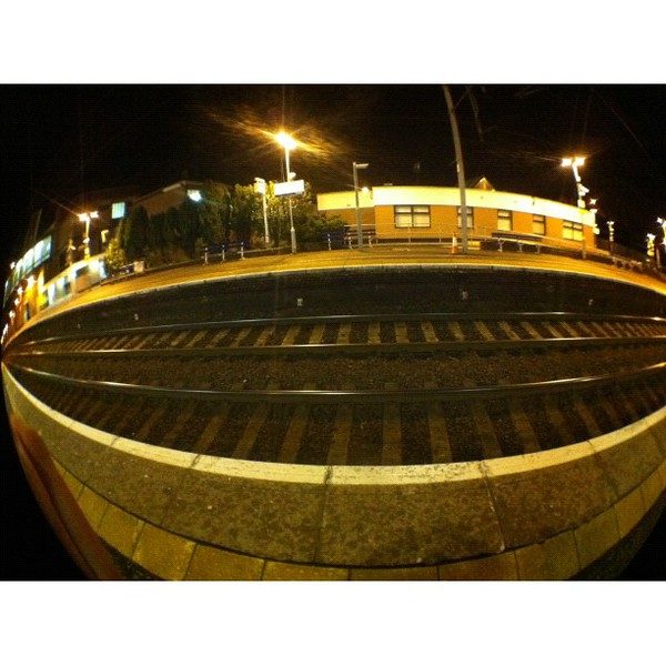 Waiting..... #olloclip #fisheye