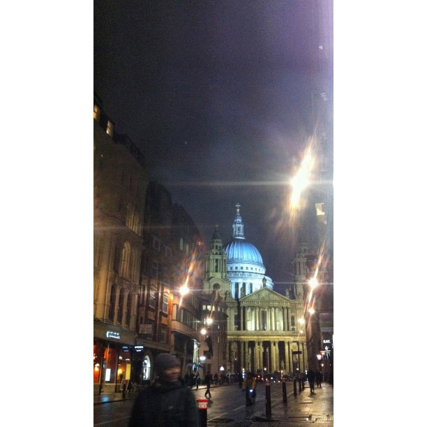 Ludgate Hill #london #stpauls #saint #pauls #cathedral