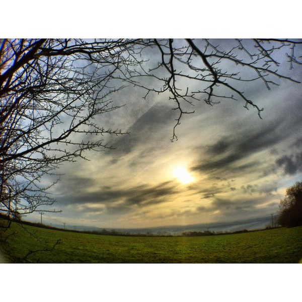 #olloclip #wideangle #clydevalley #wishaw #scotland #cloudporn #cloud #sky #skyporn #landscape #hdrpro