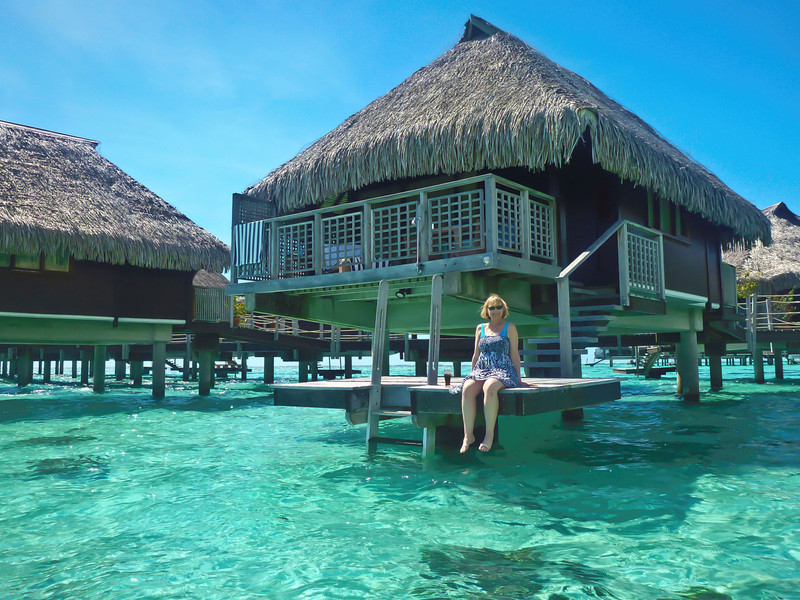 ~ Our Bungalow in Moorea ~
