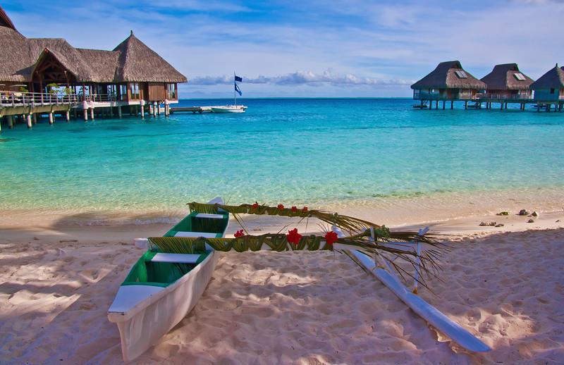 ~ Bora Bora Blue ~