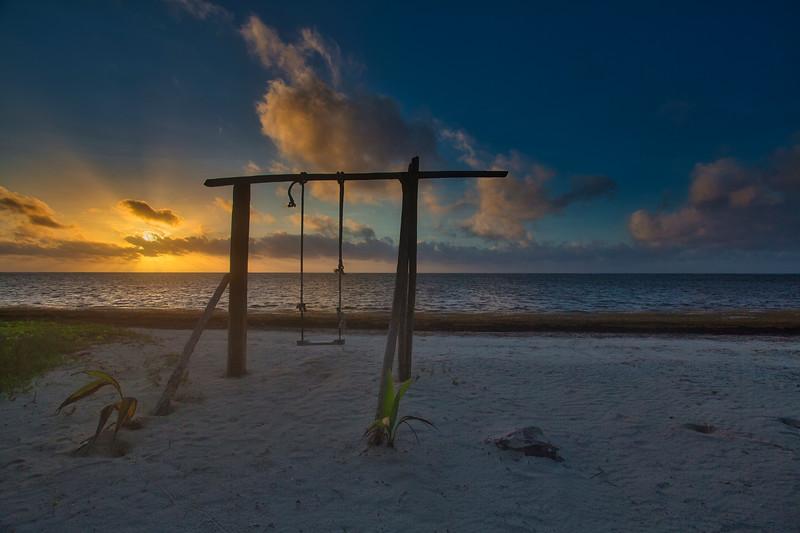 ~Sunrise Swing ~