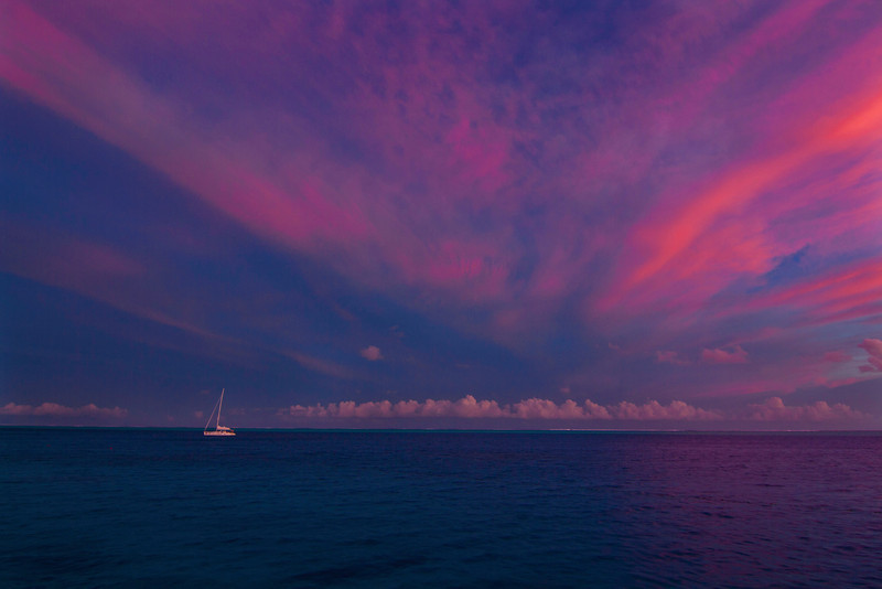 ~ Sailboat Sunrise ~