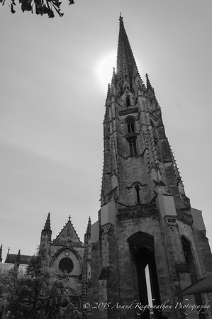 Spire - Basilique Saint Michel