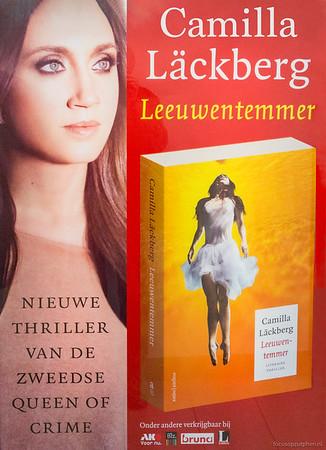 Camilla Läckberg, Leeuwentemmer