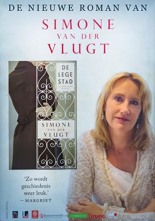 Simone van der Vlugt, De lege stad