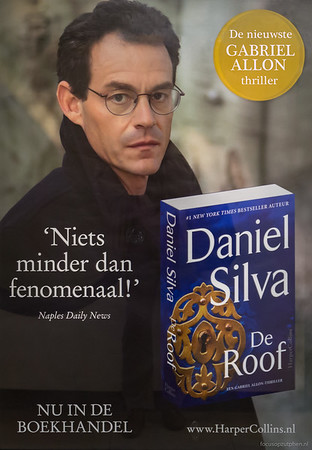 Daniel Silva, De Roof