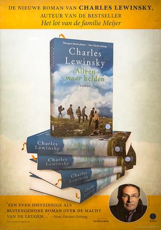 Charles Lewinsky, Alleen maar helden