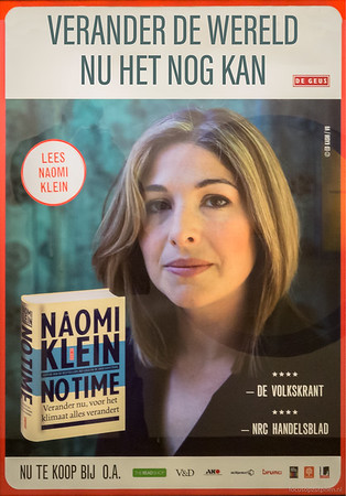Naomi Klein, No Time
