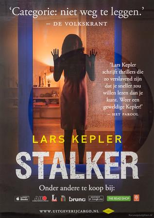 Lars Kepler, Stalker