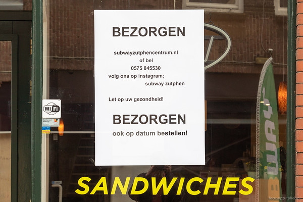 Subway, Turfstraat
