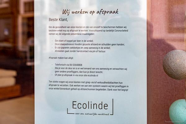 Ecolinde, Groenmarkt