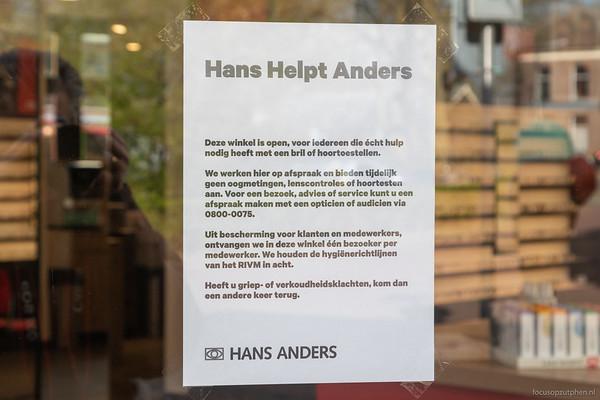 Hans Anders, Beukerstraat