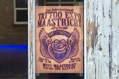 Tattoo Expo Maastricht