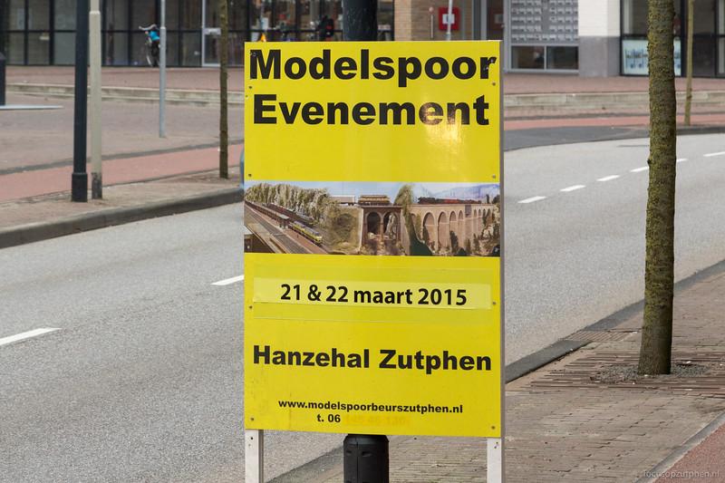 Modelspoorevenement