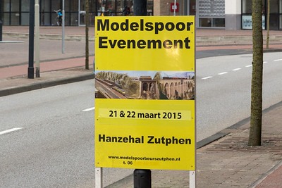 Modelspoorevenement