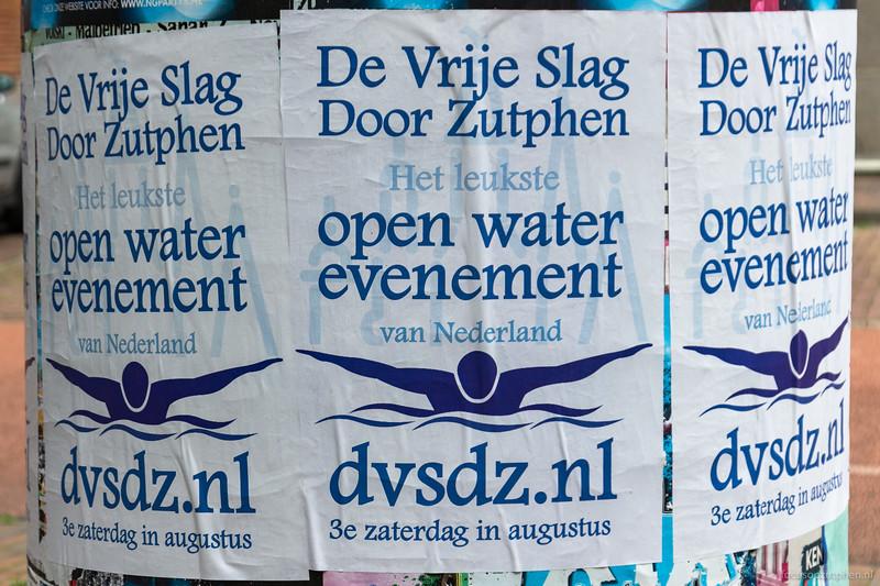 De Vrije Slag Door Zutphen