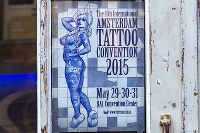 Tattoo Convention Amsterdam
