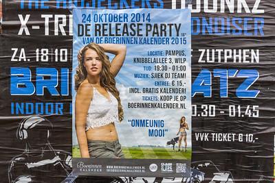 De Release Party