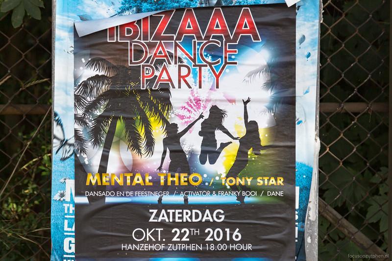 Ibizaaa Dance Party