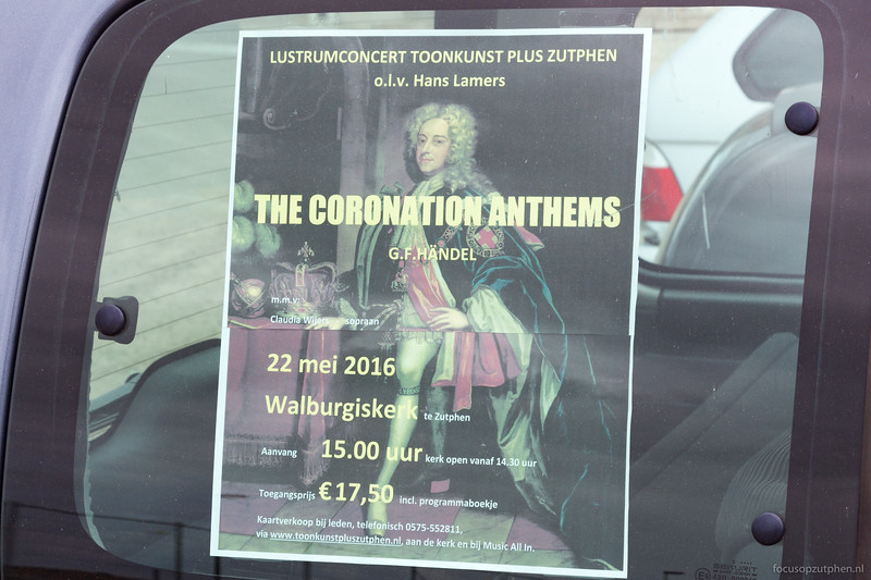 The Coronation Anthems