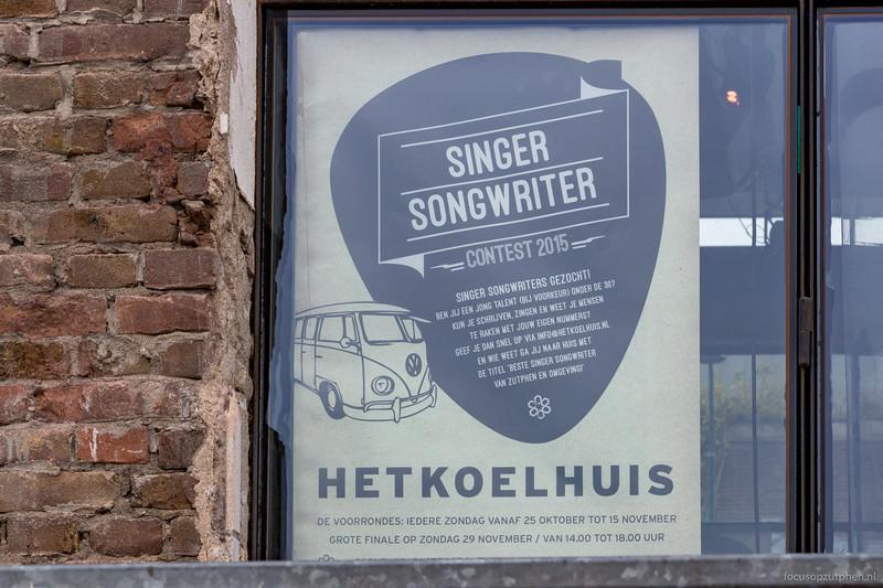 Singer songwriter contest